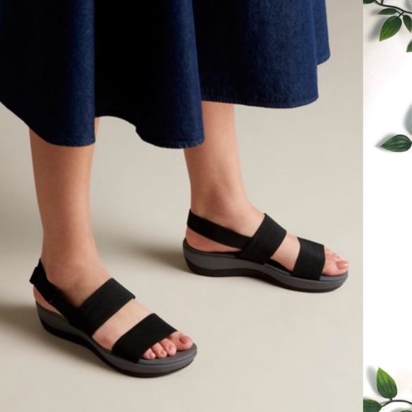 CLARKS ARLA JACORY SANDAL | Womens Sandals
